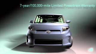 Scion Certified Pre-Owned Vehicles Program Information