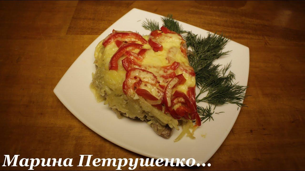 Рецепты салатов с мидиями замороженными
