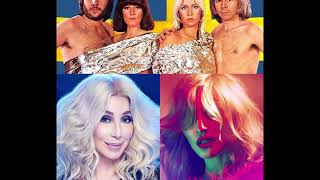 Cher - Gimme Gimme Gimme (ft ABBA & Madonna)