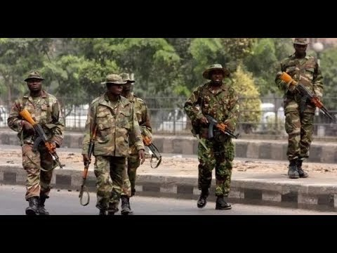 Bandits attack on Nigerian military base reportedly leaves 11 soldiers dead thumbnail