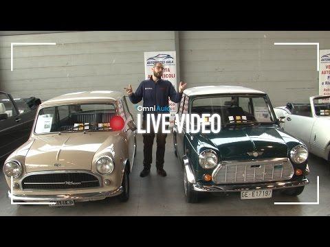 Comprare una storica con 'poco' si può | Verona Legend Cars 2016