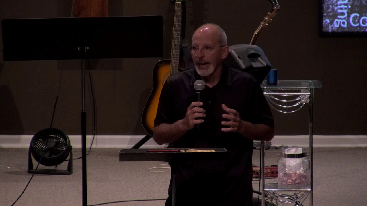 Seeing Jesus in the midst of injustice -- Todd Griffith -- Harvest Fellowship Church