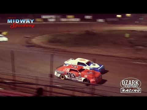 MIDWAY SPEEDWAY - STREET STOCK - HEAT/FEATURE 5-31-19