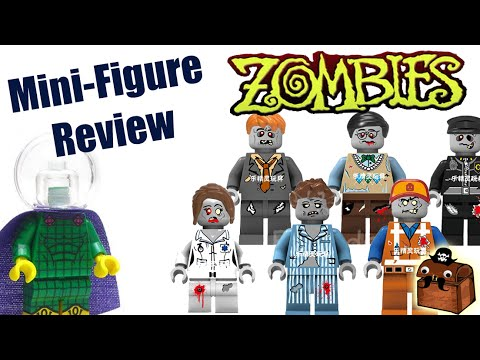 Knockoff LEGO Custom Minifigures 2017 - YouTube