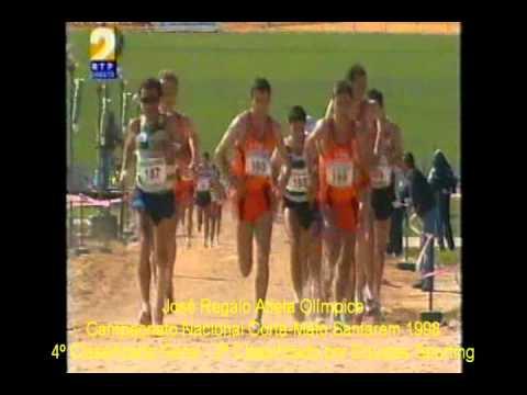 Atletismo :: Domingos Castro campeão nacional de corta mato em 1998