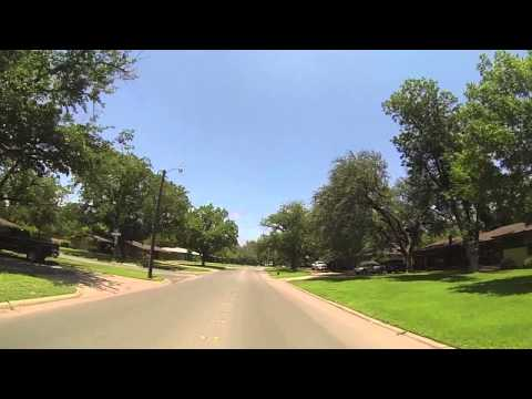 A Ride Around Abilene Texas
