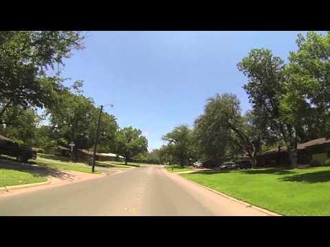 A Ride Around Abilene Texas