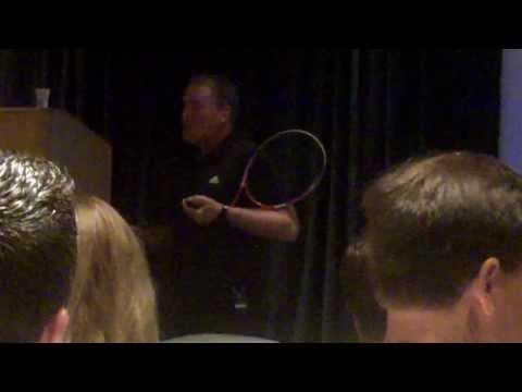 Brian Gordon, Ph.D. Stroke Mechanics in 3D Technology