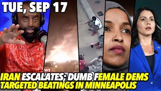 Tue, Sep 17: Brutal Attacks on Vulnerable Victims in Minneapolis; Mayor: Less Cops Less Crime?