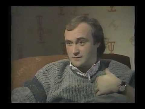 Phil Collins interviewed by Paula Yates on The Tube (1985)