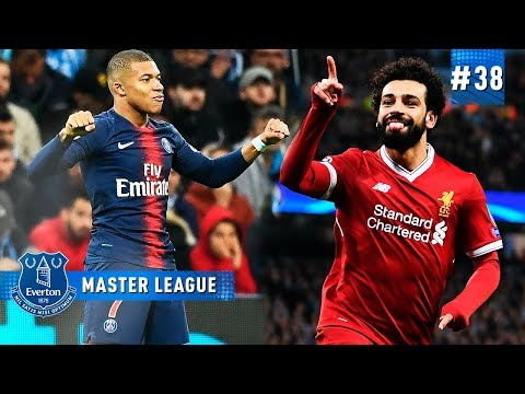 SALAH e MBAPPÉ NO EVERTON? SERÁ? - MASTER LEAGUE 38  PES 2019