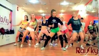 Катя Шошина   Booty Dance Танец