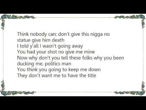 Ghostface Killah - The Champ Lyrics