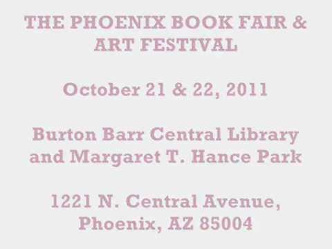 Visualsells Multimedia: Phoenix Book Fair & Art Festival, Amber Communications