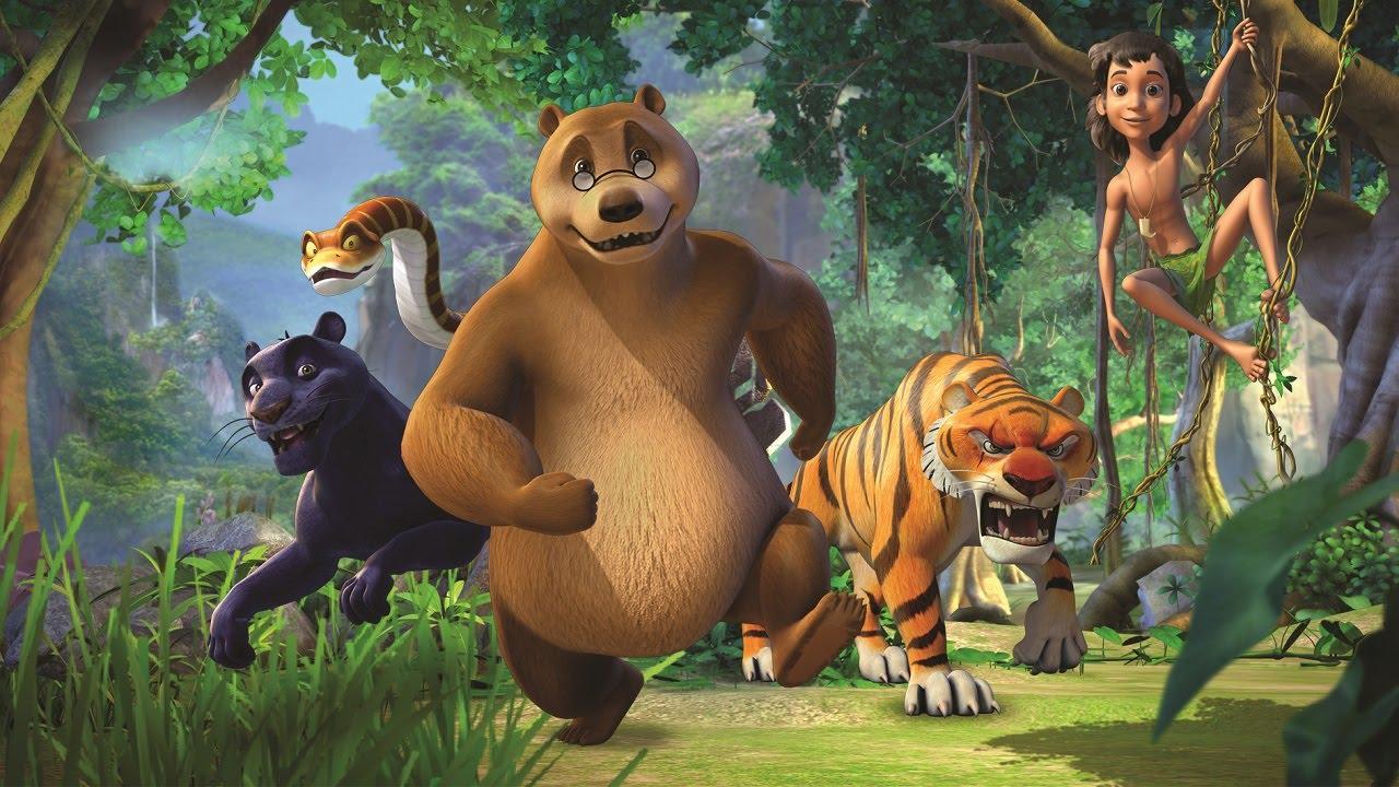 The Jungle Book Disney Animated Movie Best Disney Movie Kids Children Youtube