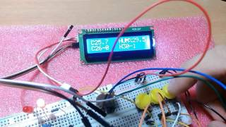 PT100 with Arduino - YouTube