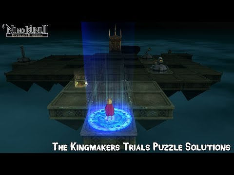 Ni No Kuni II - How To Solve The Kingmaker Trials And Collect All Orbs