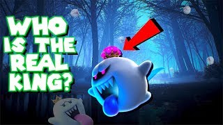 Why Does King Boo Look Different!? [Theory]