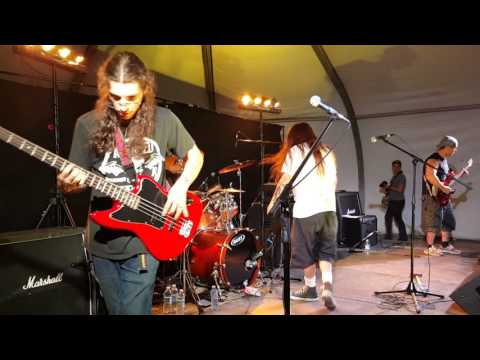 The Wasteland Zombies Live @ Maritime Metal & Hard Rock 'fest IV - Spread Your Wings