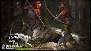 Охото на охоту в Kingdom Come: Deliverance. Прохождение #4