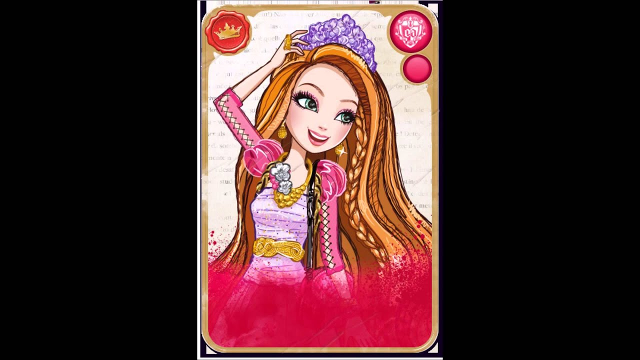 Ever After High Personagens
