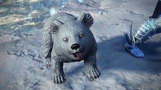 Path of Exile: Polar Bear Cub Pet (Winter Exclusive)