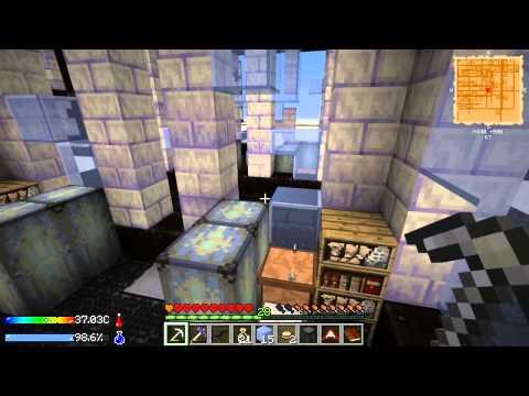 Minecraft - Crash Landing #9: Backup Dummy