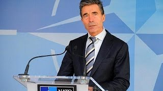 NATO warns Russia to cease and desist in Ukraine
