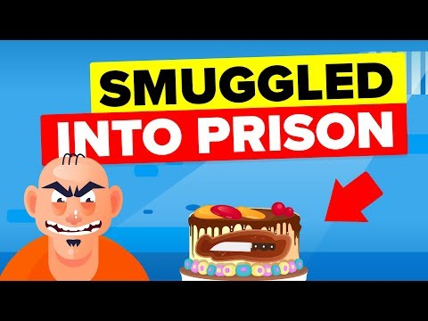 Insane Ways People Have Smuggled Things Into Prison