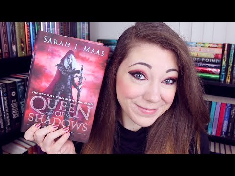 QUEEN OF SHADOWS BY SARAH J MAAS | BOOK REVIEW + DISCUSSION
