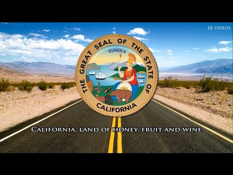 State song of California -
