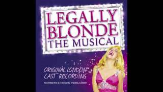 Legally Blonde The Musical (Original London Cast Recording) - There! Right There! Resimi