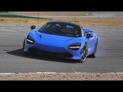 Tire Rack's Hot Lap | 2018 McLaren 720S