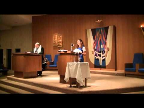 100th Anniversary of The Women of Reform Judaism, Congregation Beth El, Windsor, On
