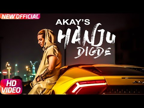 Hanju Digde (Full Video) | A Kay ft Saanvi Dhiman | Western Penduz | Latest Punjabi Song 2018