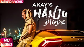 Hanju Digde (Full ) | A Kay ft Saanvi Dhiman | Western Penduz | Latest Punjabi Song 2018