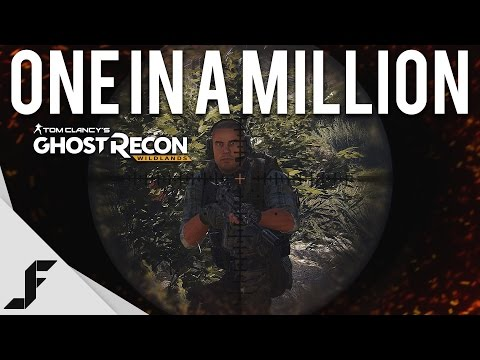 ONE IN A MILLION - Ghost Recon Wildlands
