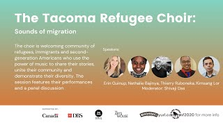 The Tacoma Refugee Choir: Sounds of migration