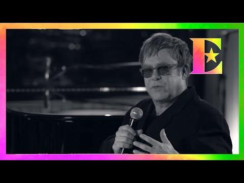 Elton John - The Diving Board (Live from Capitol Studios)