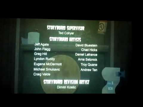 Total Drama Island Credits