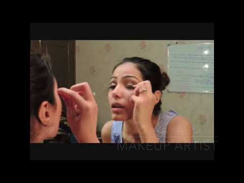 How To Do Evening Party Makeup Look