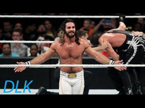 Seth Rollins vs Sting Night Of Champions 2015 Full Match