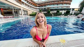 Новыи год в Турции Как выглядит Ол инклюзив 5 за 9 тыс в сутки TUI Magic Life Jacaranda