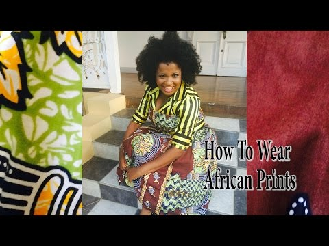 How To Wear African Prints (Style Guide)