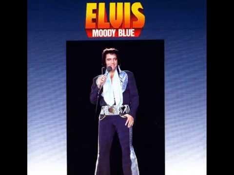 ELVIS MOODY BLUE (US Bonus Tracks) 1977