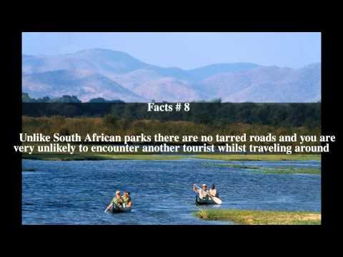 Lower Zambezi National Park Top # 11 Facts