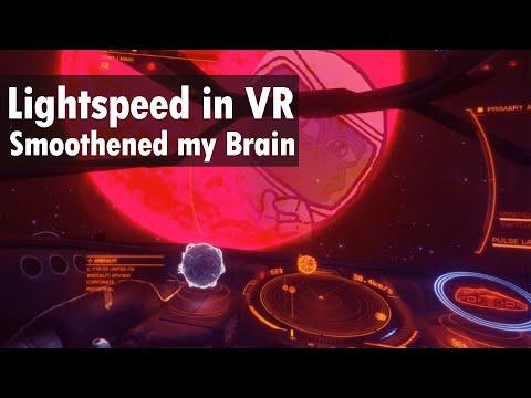 Elite Dangerous VR has the Best Space Travel in VR |