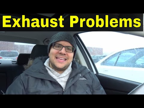 5 Symptoms Of Exhaust Problems With Your Car