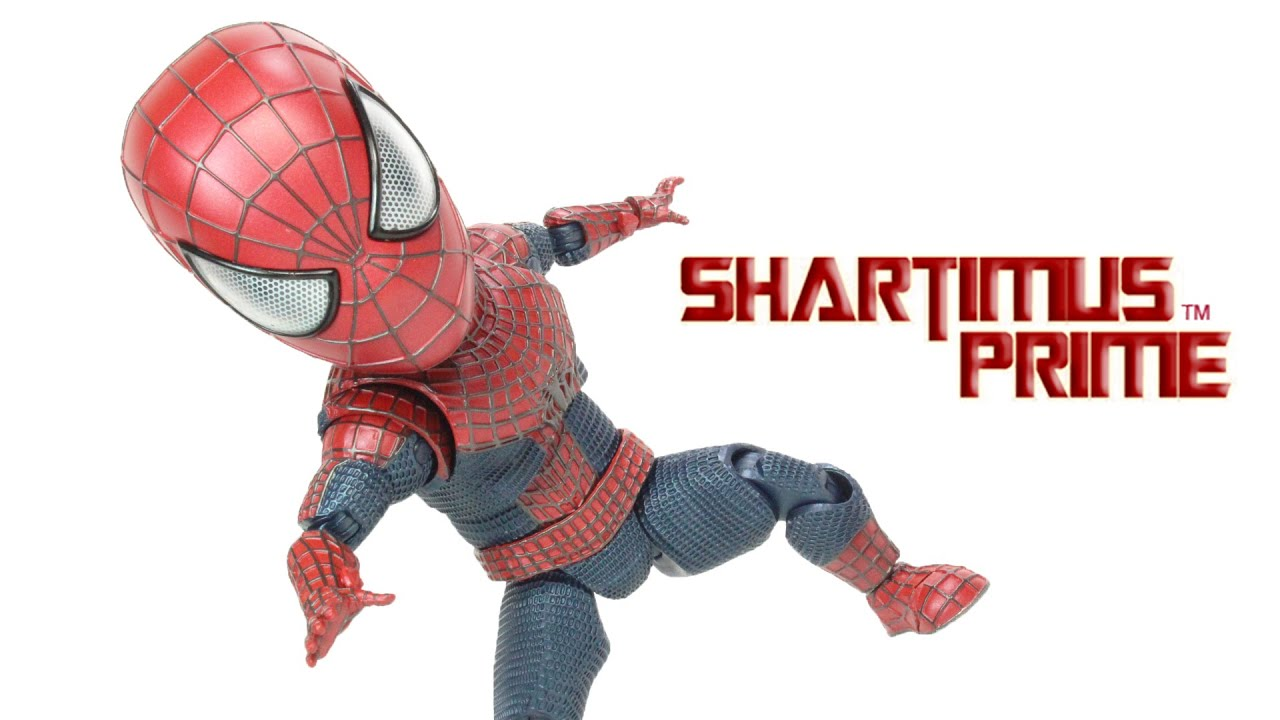 Kids Toys Action Figure: Egg Attack Spider Man The Amazing Spider-Man 2 Movie Beast