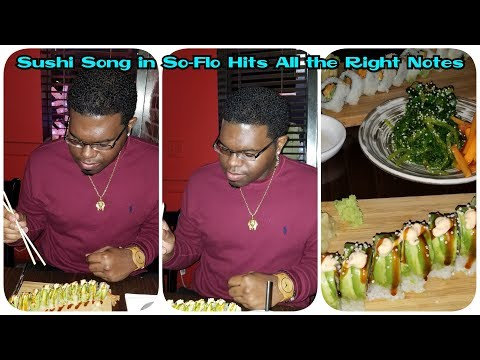 SUSHI SONG in South Florida Hits All the Right Notes